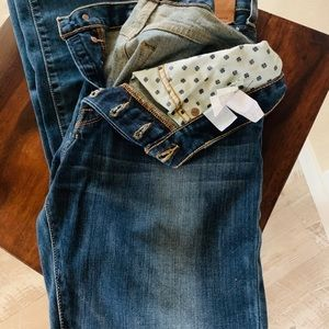 Lucky Brand Men's 1 Authentic Skinny Jeans 31x32
